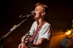 Scott Helman performing at the iHeartRadio Fest in Toronto on May 6, 2016. (Photo: Orest Dorosh/Aesthetic Magazine)