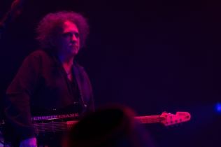 The Cure performing at Sasquatch 2016 at the Gorge Amphitheatre in George, Washington on May 29, 2016. (Photo: Matthew Lamb)