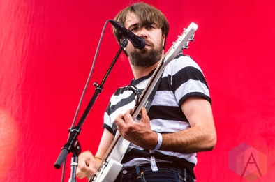 The Vaccines performing at Boston Calling 2016 at Boston City Hall Plaza in Boston on May 28th. (Photo: Saidy Lopez/Aesthetic Magazine)