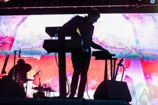 Tycho performing at Sasquatch 2016 at The Gorge Amphitheatre in George, Washington on May 28, 2016. (Photo: Kevin Tosh/Aesthetic Magazine)