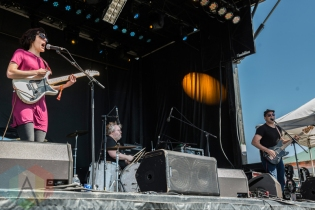 Wimps performing at Sasquatch 2016 at the Gorge Amphitheatre in George, Washington on May 29, 2016. (Photo: Kevin Tosh/Aesthetic Magazine)