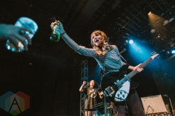 Cherry Glazerr performing at Levitation Vancouver 2016 on June 18, 2016. (Photo: Timothy Nguyen/Aesthetic Magazine)