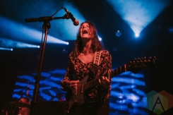 Hinds performing at Levitation Vancouver 2016 on June 18, 2016. (Photo: Timothy Nguyen/Aesthetic Magazine)