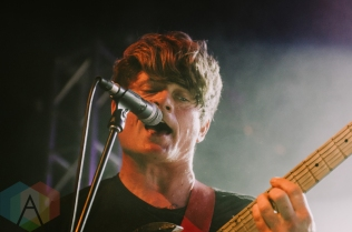 Thee Oh Sees performing at Levitation Vancouver 2016 on June 18, 2016. (Photo: Timothy Nguyen/Aesthetic Magazine)