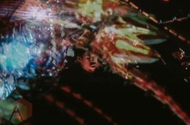 Flying Lotus performing at Levitation Vancouver 2016 on June 18, 2016. (Photo: Timothy Nguyen/Aesthetic Magazine)