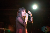 LOLAA performing at the Horseshoe Tavern in Toronto on June 14, 2016 during NXNE 2016. (Photo: Katrina Lat/Aesthetic Magazine)