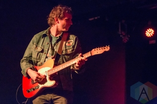 TUNS performing at the Garrison in Toronto on June 15, 2016 during NXNE 2016. (Photo: Katrina Lat/Aesthetic Magazine)