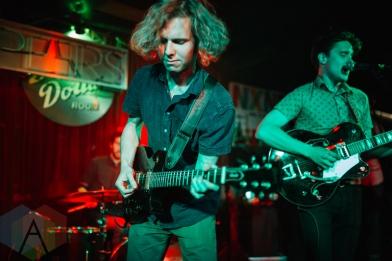 The Dead Projectionists performing at the Silver Dollar in Toronto on June 14, 2016 during NXNE 2016. (Photo: Amy Buck/Aesthetic Magazine)