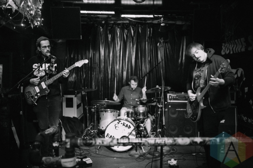 Huge Cosmic performing at the Bovine Sex Club in Toronto on June 15, 2016 during NXNE 2016. (Photo: Amy Buck/Aesthetic Magazine)