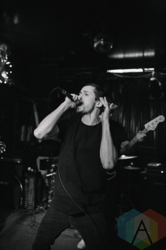 Islands And Empires performing at the Bovine Sex Club in Toronto on June 15, 2016 during NXNE 2016. (Photo: Amy Buck/Aesthetic Magazine)
