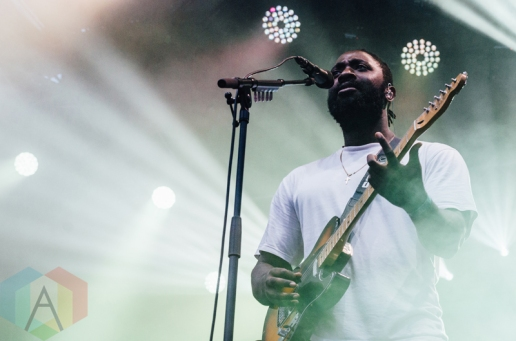 Bloc Party performing at Governors Ball 2016 in New York City on June 3, 2016. (Photo: Saidy Lopez/Aesthetic Magazine)