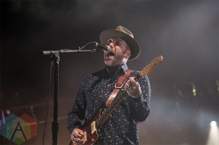 City And Colour performing at the Molson Amphitheatre in Toronto on June 17, 2016. (Photo: Jon Wishart/Aesthetic Magazine)