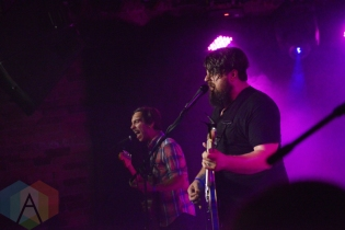 The Dear Hunter performing at the Velvet Underground in Toronto on May 31, 2016. (Photo: Josh Ladouceur/Aesthetic Magazine)