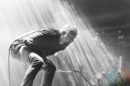 Deftones performing at Wembley Arena in London, UK on June 3, 2016. (Photo: Paul Woods/Aesthetic Magazine)