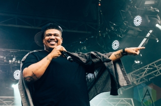 De La Soul performing at Governors Ball 2016 in New York City on June 4, 2016. (Photo: Saidy Lopez/Aesthetic Magazine)