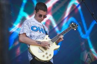 Elliott Vincent Jones performing at Bestival Toronto 2016 on June 11, 2016. (Photo: Anthony D'Elia/Aesthetic Magazine)