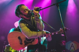 Mewithoutyou performing at Sound Academy in Toronto on June 9, 2016. (Photo: Anthony D'Elia/Aesthetic Magazine)
