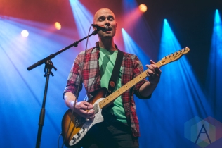 Great Pyrenees performing at Sound Academy in Toronto on June 9, 2016. (Photo: Anthony D'Elia/Aesthetic Magazine)
