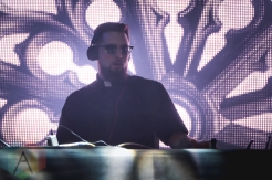 Tchami performing at Bestival Toronto 2016 on June 12, 2016. (Photo: Anthony D'Elia/Aesthetic Magazine)