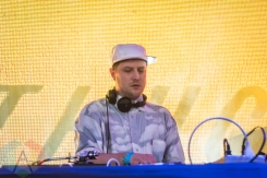 Thugli performing at Bestival Toronto 2016 on June 11, 2016. (Photo: Anthony D'Elia/Aesthetic Magazine)