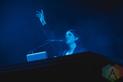 Porter Robinson performing at Bestival Toronto 2016 on June 11, 2016. (Photo: Anthony D'Elia/Aesthetic Magazine)