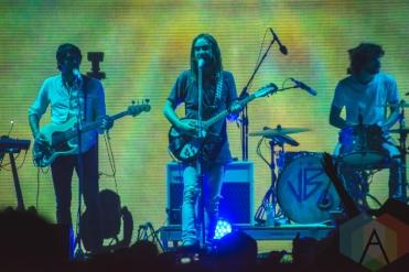 Tame Impala performing at Bestival Toronto 2016 on June 11, 2016. (Photo: Anthony D'Elia/Aesthetic Magazine)
