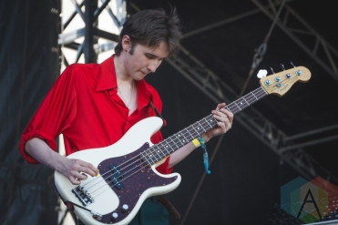 Swim Deep performing at Bestival Toronto 2016 on June 11, 2016. (Photo: Anthony D'Elia/Aesthetic Magazine)