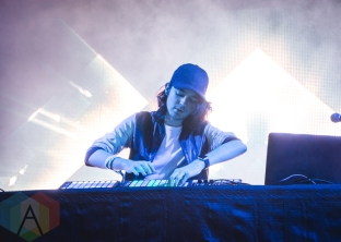 Madeon performing at Bestival Toronto 2016 on June 11, 2016. (Photo: Anthony D'Elia/Aesthetic Magazine)