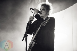 The Cure performing at Bestival Toronto 2016 on June 12, 2016. (Photo: Anthony D'Elia/Aesthetic Magazine)