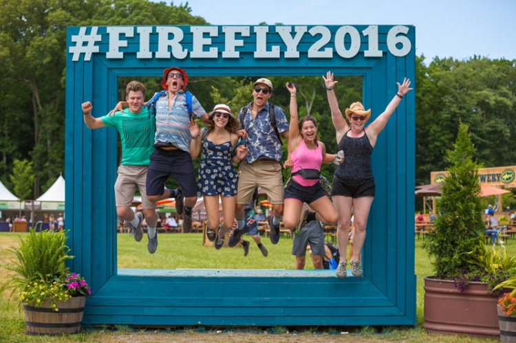 The 2016 Firefly Music Festival on June 19, 2016 in Dover, Delaware. (Photo: aLIVE Coverage)