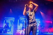 Fitz And The Tantrums performing at the Danforth Music Hall in Toronto on June 25, 2016. (Photo: Katrina Lat/Aesthetic Magazine)
