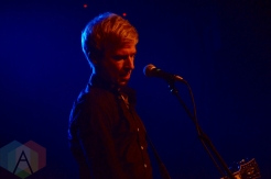Nada Surf performing at Lee's Palace in Toronto on June 3, 2016. (Photo: Justin Roth/Aesthetic Magazine)