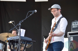 Brave Shores performing at Field Trip 2016 in Toronto on June 4, 2016. (Photo: Justin Roth/Aesthetic Magazine)