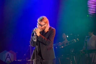 The National performing at Field Trip 2016 in Toronto on June 4, 2016. (Photo: Justin Roth/Aesthetic Magazine)