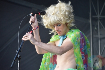 Of Montreal performing at Field Trip 2016 in Toronto on June 5, 2016. (Photo: Justin Roth/Aesthetic Magazine)