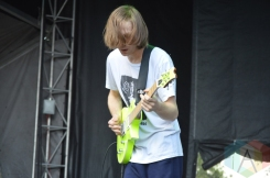 DIIV performing at Field Trip 2016 in Toronto on June 5, 2016. (Photo: Justin Roth/Aesthetic Magazine)