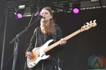 Eliot Sumner performing at Field Trip 2016 in Toronto on June 5, 2016. (Photo: Justin Roth/Aesthetic Magazine)