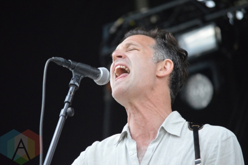 Jason Collett performing at Field Trip 2016 in Toronto on June 5, 2016. (Photo: Justin Roth/Aesthetic Magazine)