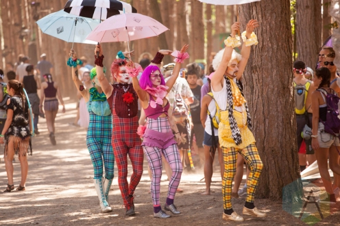 The Electric Forest Music Festival at the Double JJ Resort in Rothbury, Michigan on June 24, 2016. (Photo: Rob Harbaugh/Aesthetic Magazine)