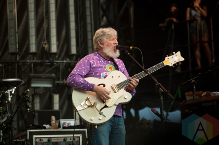 The String Cheese Incident performing at the Electric Forest Music Festival at the Double JJ Resort in Rothbury, Michigan on June 24, 2016. (Photo: Rob Harbaugh/Aesthetic Magazine)