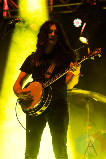 Kurt Vile performing at Sasquatch 2016 at the Gorge Amphitheatre in George, Washington on May 30, 2016. (Photo: Kevin Tosh/Aesthetic Magazine)