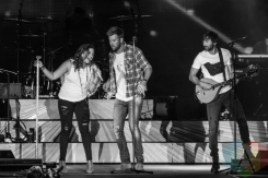 Lady Antebellum performing at the Firstmerit Bank Pavilion in Chicago on June 17, 2016 during the Windy City LakeShake Country Music Festival. (Photo: Kris Cortes/Aesthetic Magazine)