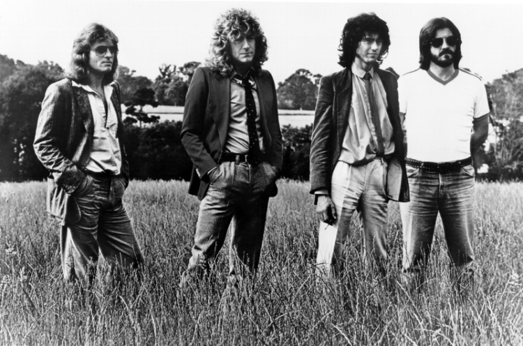 Led Zeppelin. (Photo: Michael Ochs Archives/Getty Images)