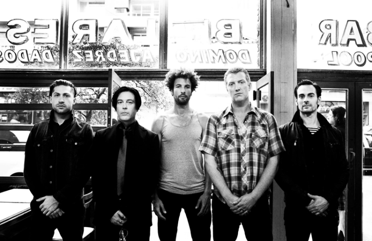 Queens of the Stone Age have been friends of Bovine Sex Club for the past 15 years.