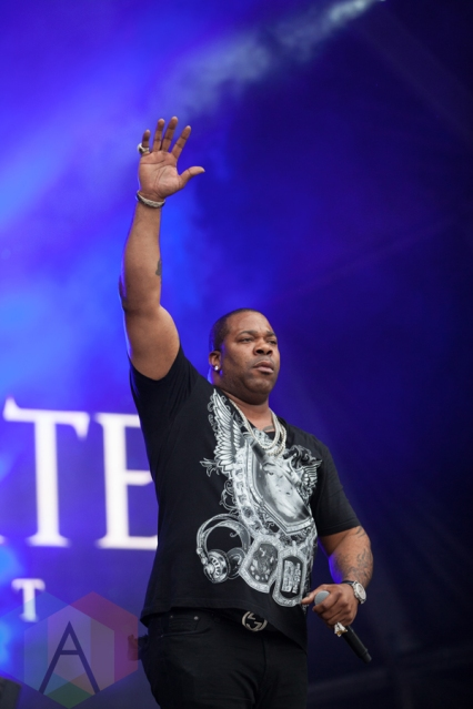 Busta Rhymes performing at Parklife Festival 2016 on June 12, 2016. (Photo: Priti Shikotra/Aesthetic Magazine)