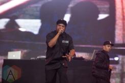 Ice Cube performing at Parklife Festival 2016 on June 11, 2016. (Photo: Priti Shikotra/Aesthetic Magazine)