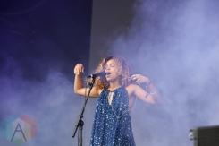 Izzy Bizu performing at Parklife Festival 2016 on June 11, 2016. (Photo: Priti Shikotra/Aesthetic Magazine)