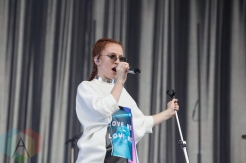 Jess Glynne performing at Parklife Festival 2016 on June 12, 2016. (Photo: Priti Shikotra/Aesthetic Magazine)