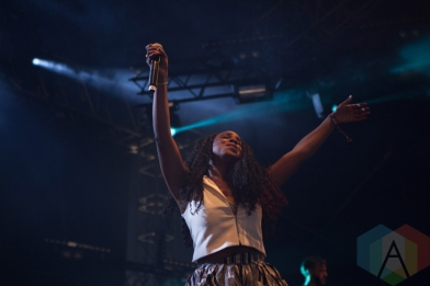 Nao performing at Parklife Festival 2016 on June 12, 2016. (Photo: Priti Shikotra/Aesthetic Magazine)