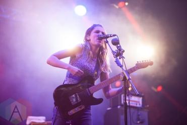 Wolf Alice performing at Parklife Festival 2016 on June 11, 2016. (Photo: Priti Shikotra/Aesthetic Magazine)